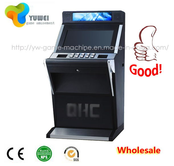 Bar Prize Mega Touch Jackpot Skill Game Machine Coin Operated