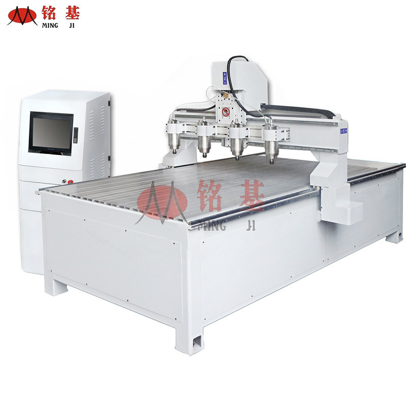 4 Heads CNC Engraving Machine for Furniture Carving