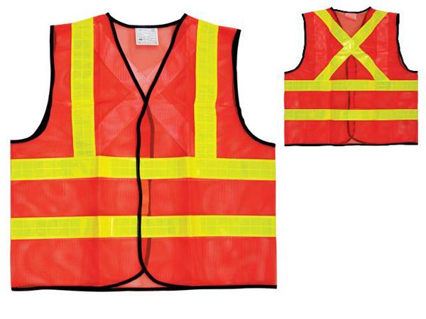 Feflecive Safety Vest (JK36211)