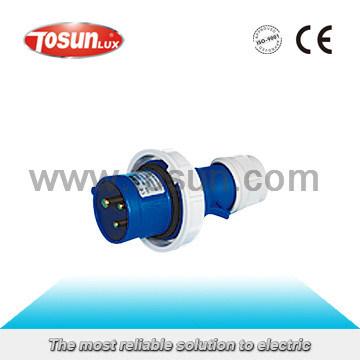 Waterproof Industrial Plug and Socket