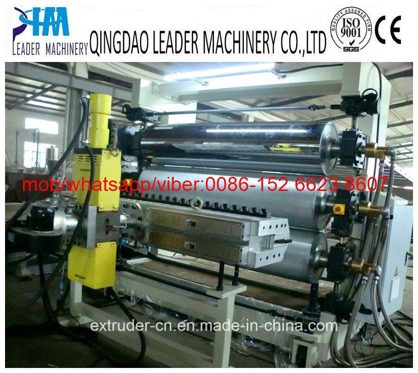 PP PE Sheet Extrusion Line Sheet Production Line Making Machine
