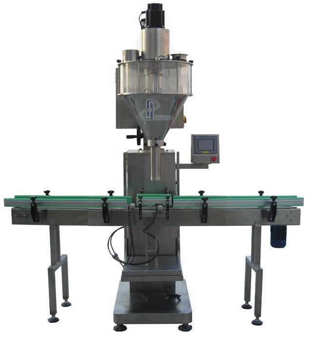 Automatic Gravimetric Powder Packaging Machine