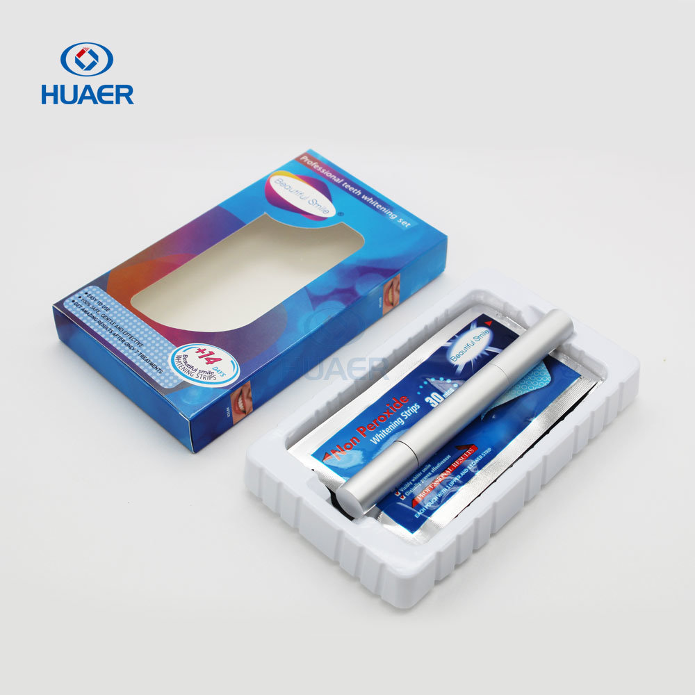3D White Strips Professional Effects Tooth Bleaching Kit