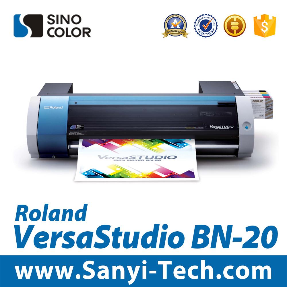 Digital Printing Machine Roland Bn-20 Digital Printer Inkjet Printer Indoor Printer Printing Inkjet Printing Machine Roland Printer Roland Eco Solvent Printer