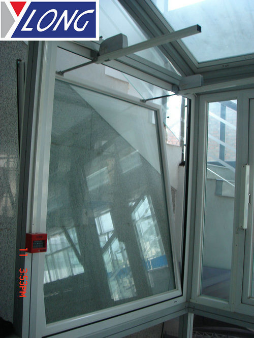 Automatic Rack Window Opener for Skylight