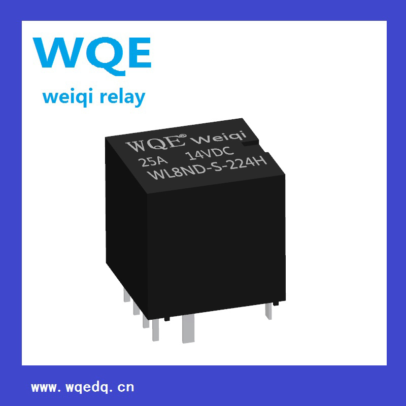 (WL8ND) Miniature Automotive Relay 25A 14V Auto Parts