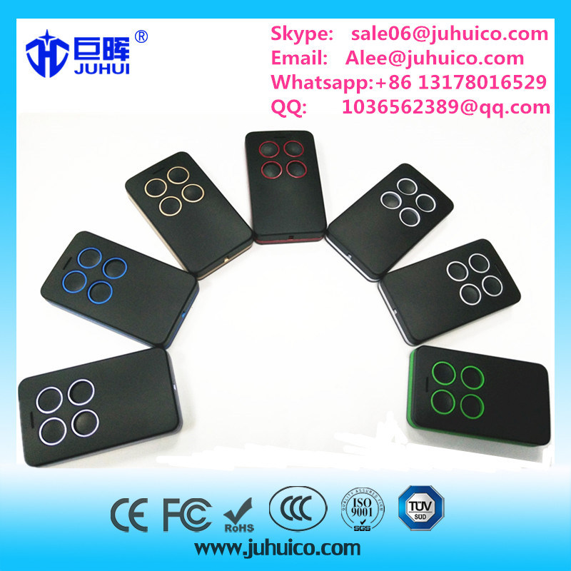280MHz-870MHz Multi Frequency Rolling Code and Fixed Code Remote Control