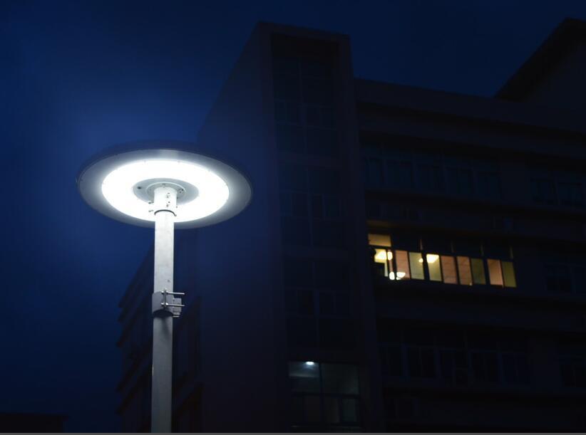 Smart Bluetooth APP 20W Integrated Solar LED Street Garden Light