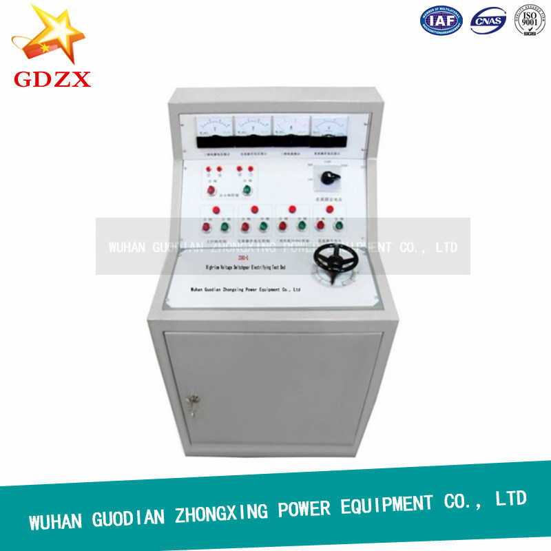 High or Low Voltage Switchgear Test Power Supply Electrifying Testing Equipment