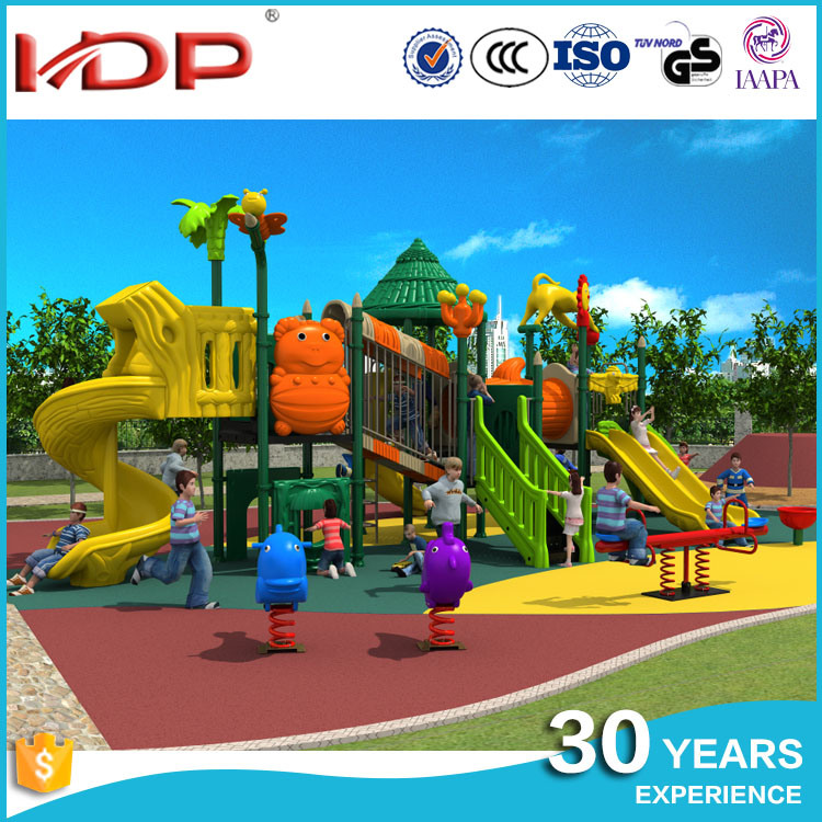 2017 New Design Children Outdoor Playground HD15A-012A