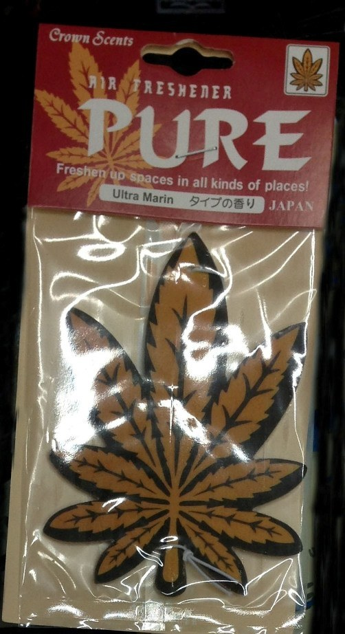 Custom Paper Household Air Fresheners/Orange Car Perfume Hang Tag