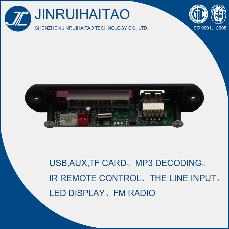 Jrht-Q9a MP3 Decoder Board