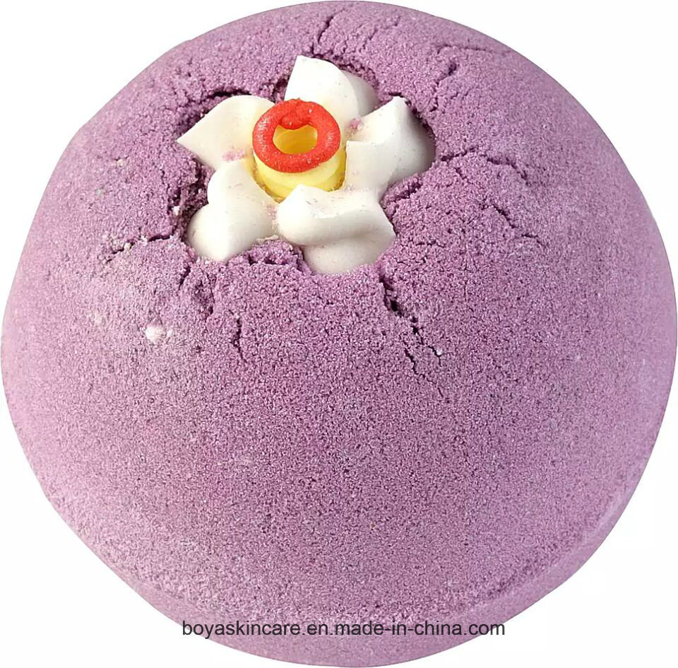 Luxury Moisturizing Shea Butter Oil Bath Bomb Fizzer