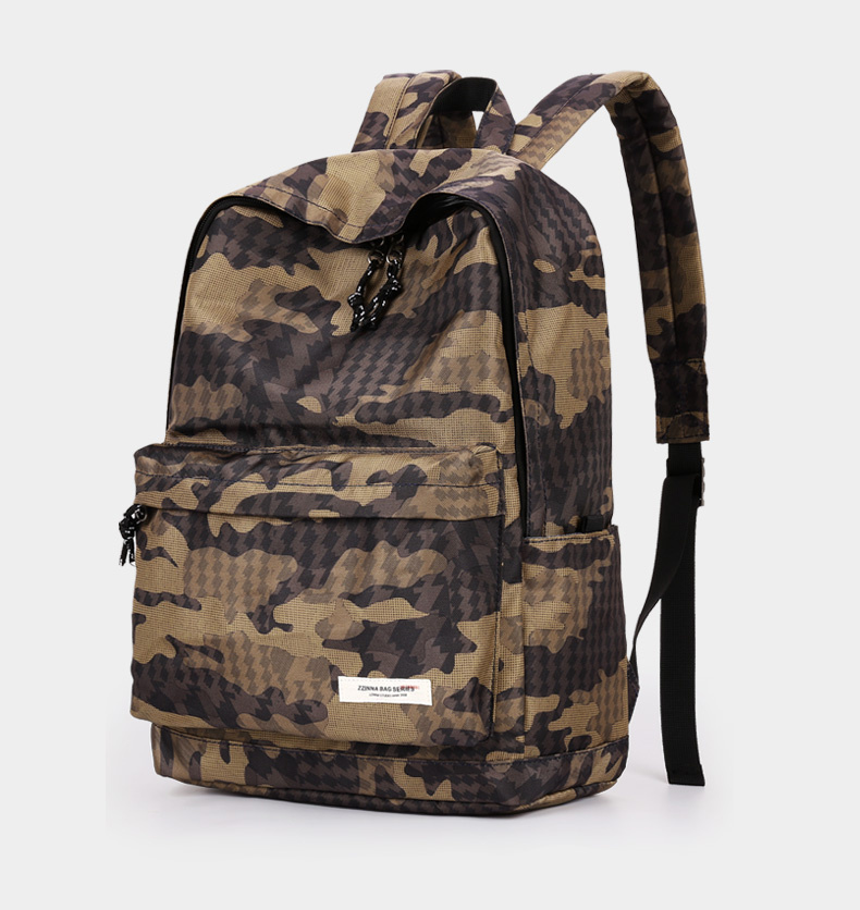 Nylon School Backpack Bag (MS4029)