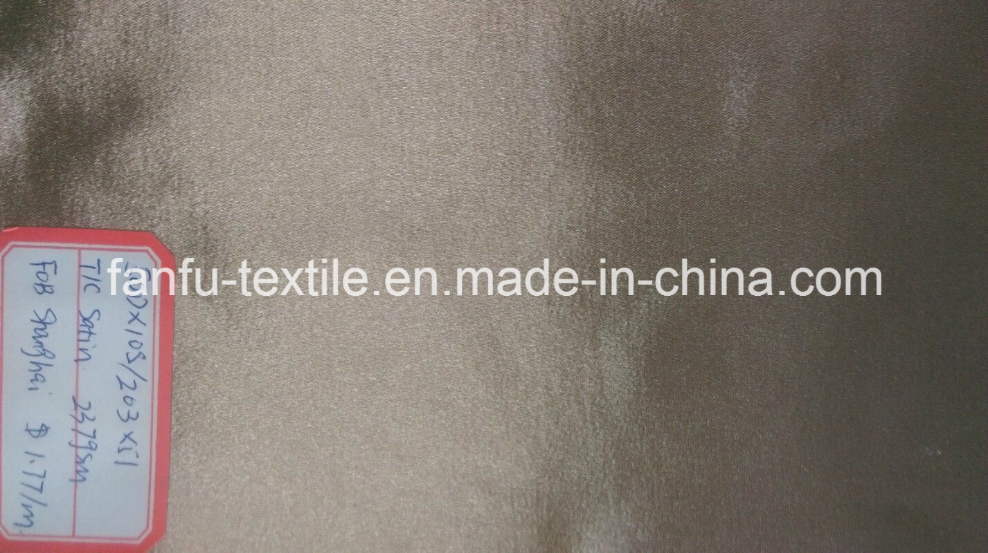 T/C Satin Fabric 50dx10s 203X51