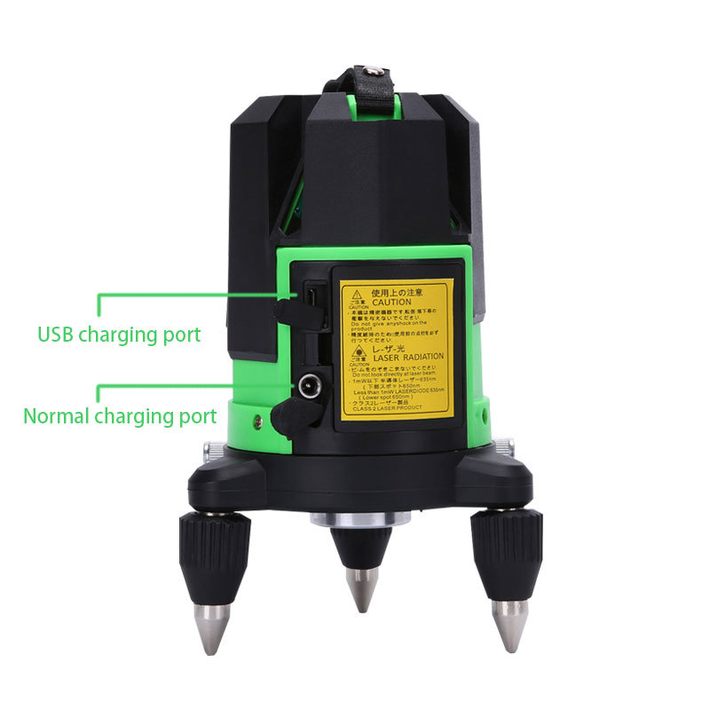2V1h Green Beam Laser Level Gbk-N