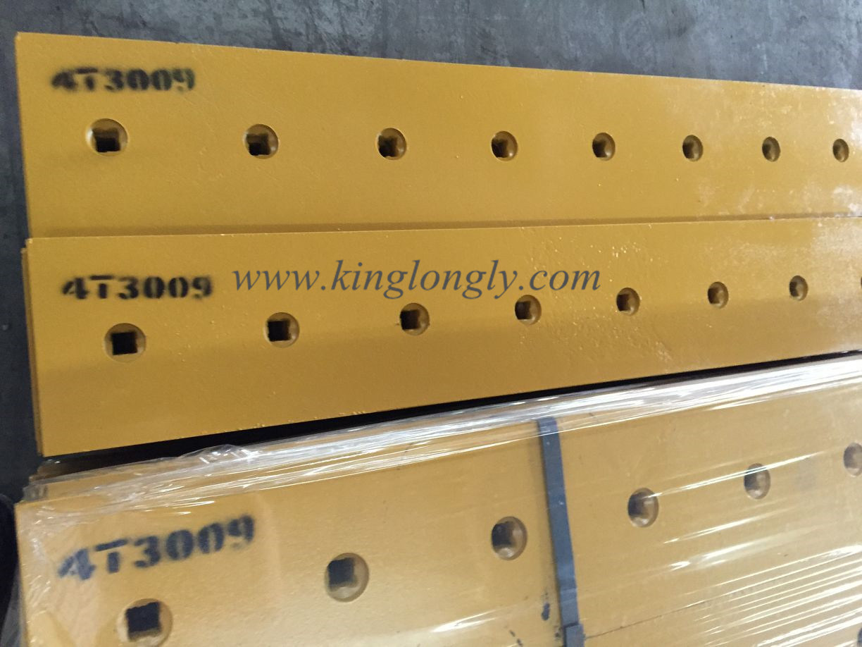 Cutting Edge, Blader, Blade End Bits, End Bits Spare Parts for D6a, D6d, Part No.: 4t3009