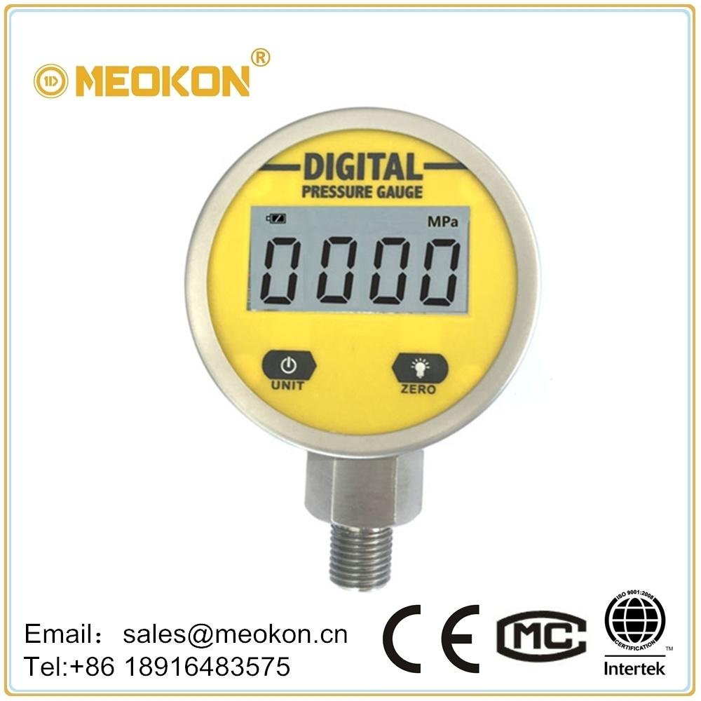 MD-S260 Water, Oil, Gas Digital Pressure Gauge