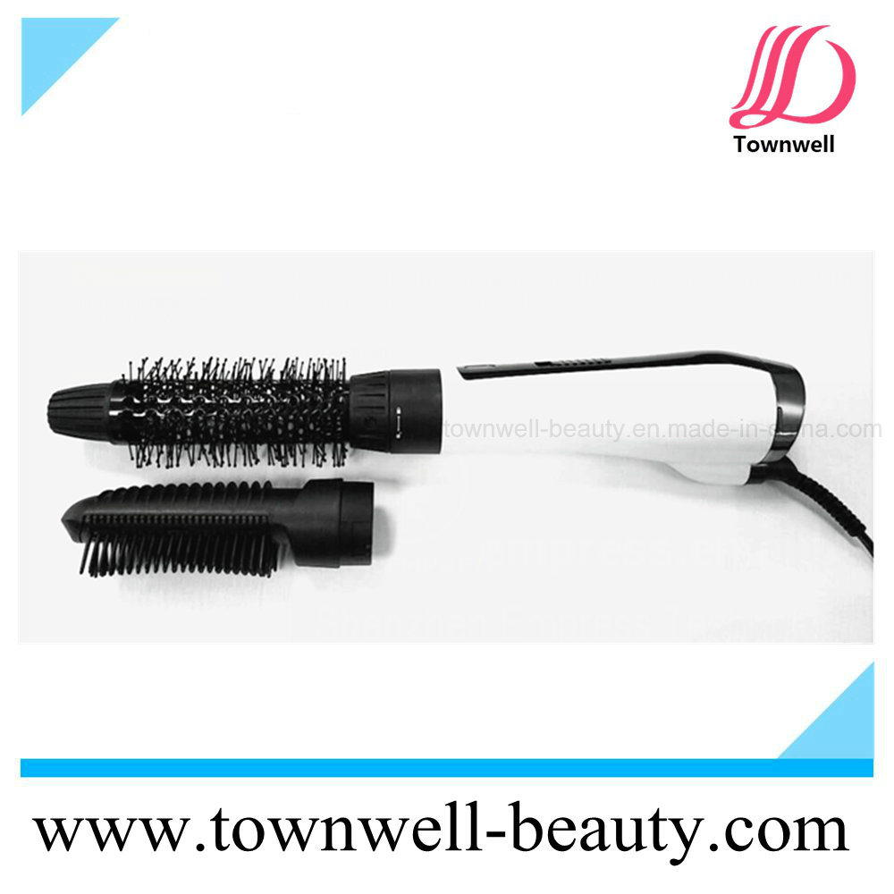 2 in 1 Fast Hair Dryer Brush with Changeable Attachments