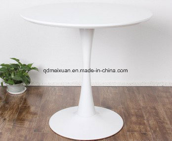 Tulip Cafe Table to Discuss Contemporary and Contracted Office Outdoor Nordic Restaurant Tables and Chairs (M-X3780)
