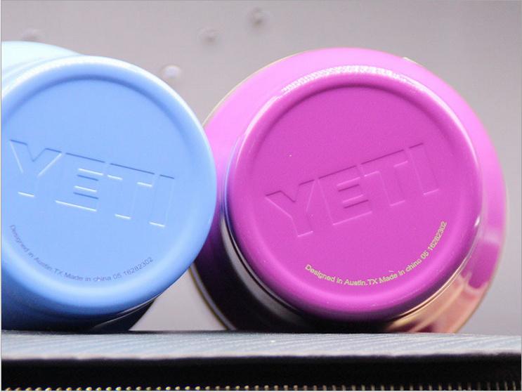 China 10 Colors Yeti Cup Rambler Tumbler Price, 12oz, 20oz, 30oz