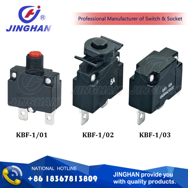 Kbf-1 China Jinghan Brand Ciruit Breaker Switch Series