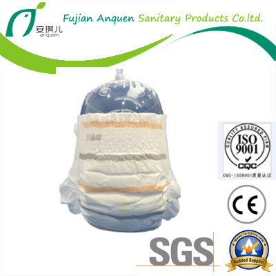 Baby Diaper with Ultra Thin and Hourglass Feature
