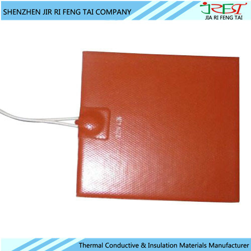 Silicone Rubber Flexible Heating Film Waterproof