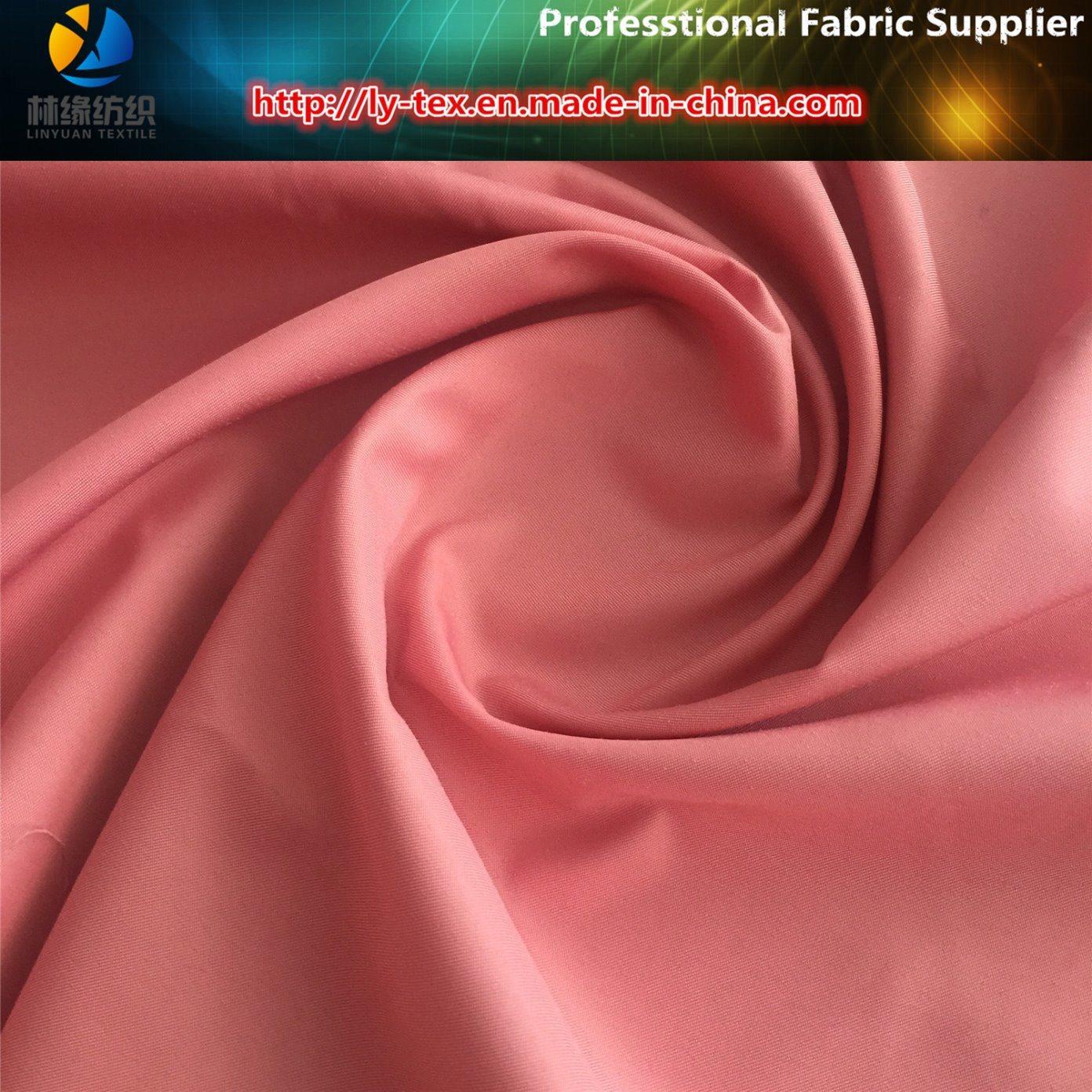 Polyester/Nylon Blended Twill Micro Fiber Fabric, Shirt Fabric
