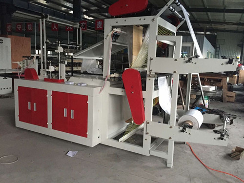 Six Lines Computer Control Bottom Seal Bag Making Machine