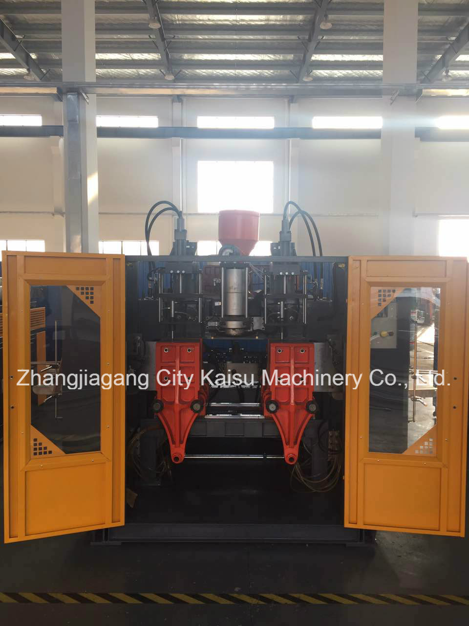 Ce for 5L Automatic Plastic Blow Moulding Machine