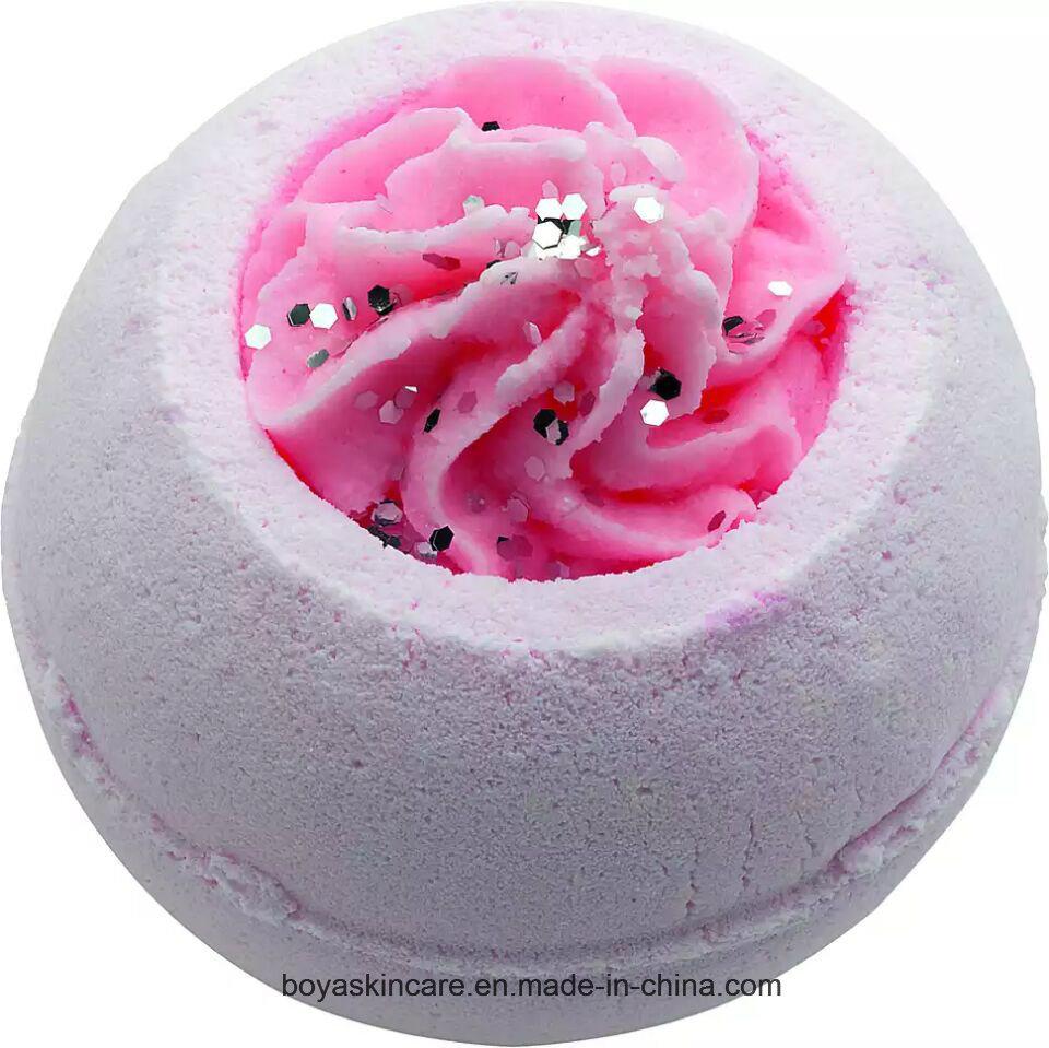 Luxury Moisturizing Shea Butter Oil Bath Bomb Fizzer
