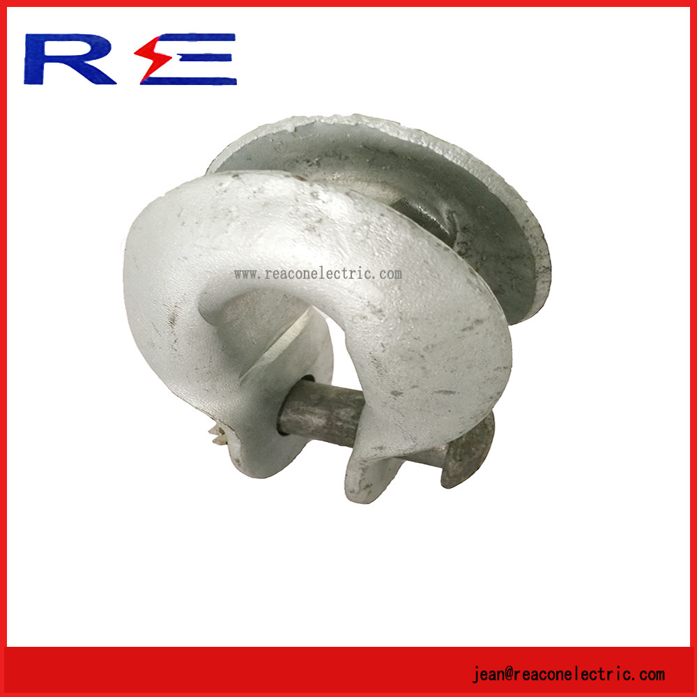 Galvanized Thimble Clevis for Pole Line Hardware
