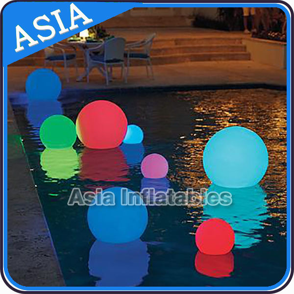 Funny Inflatable Ground Balloon / Inflatable Light Balloon