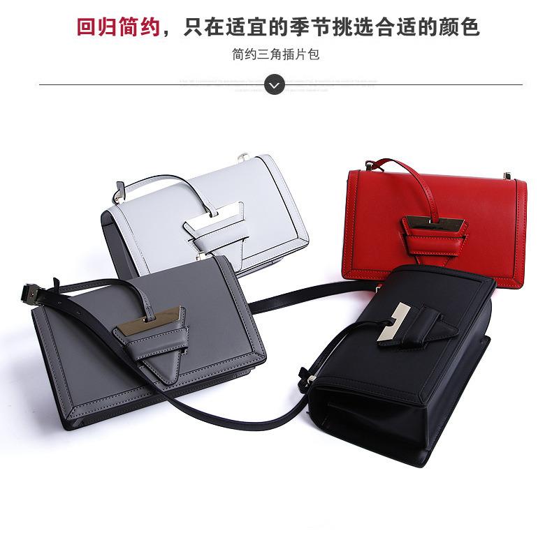 Dz001. Leather Handbags Designer Handbags Women Bag Ladies Bag Shoulder Bag Fashion Bag Lady Handbags