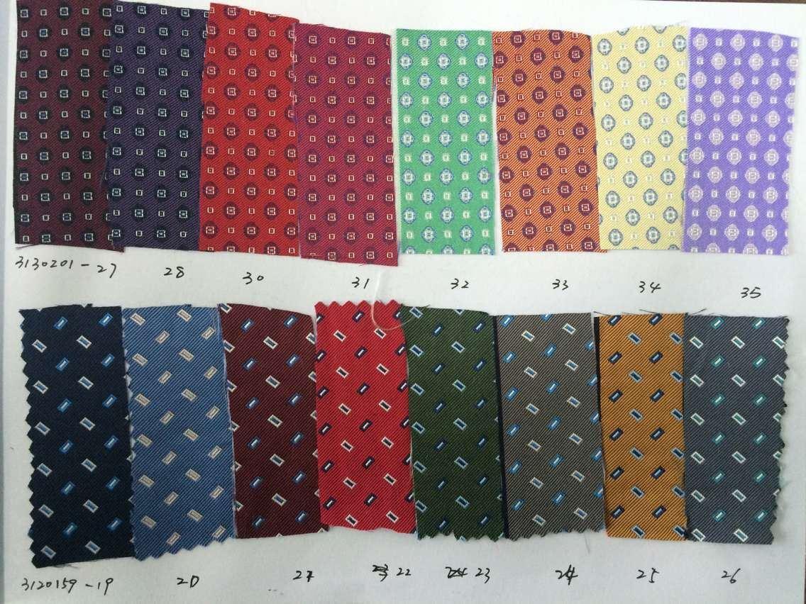 Fashion Check Rectangle Design Micro Fibre Fabric