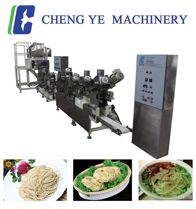 100kg/Hr Noodle Producing Line/Processing Machine CE Certificaiton