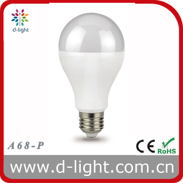 LED Bulb Light A68 15W Dimmable 1300lm IC Driver Ce RoHS