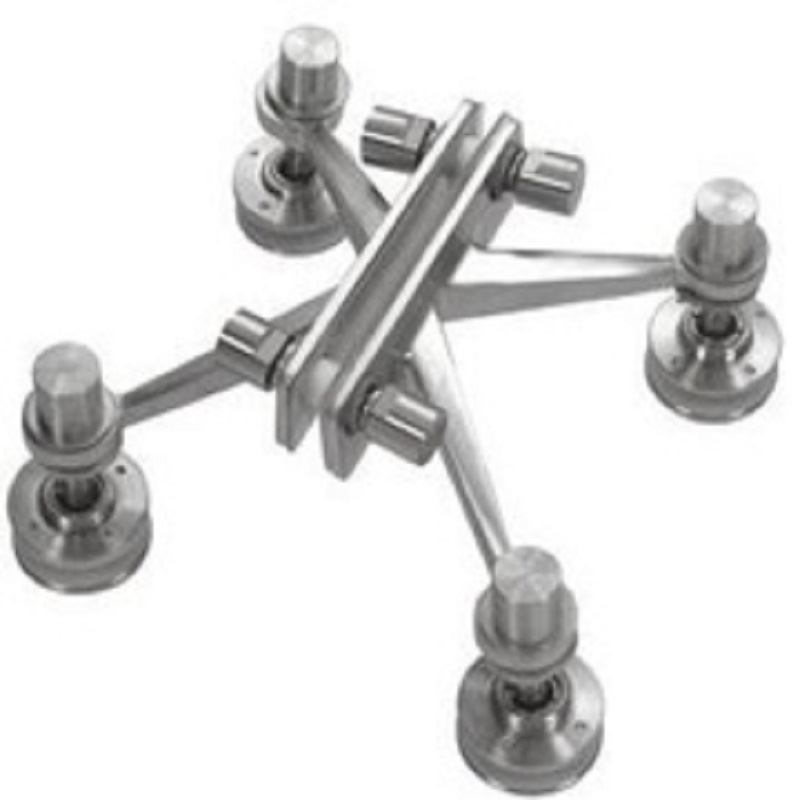 Stainless Steel Precision Casting Glass Spider