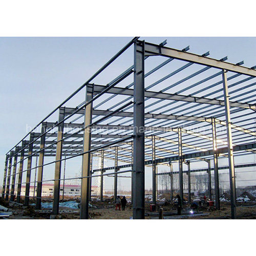 Flat Packing Container House Steel Frame House