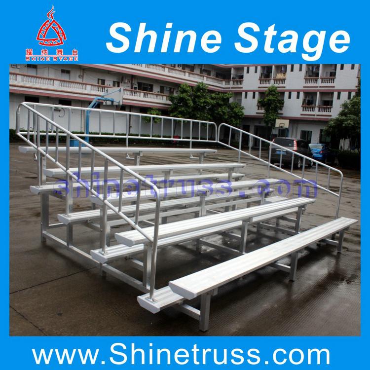 Aluminum Bleacher, Stadium Chairs, Bleacher Seating