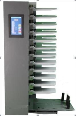 Touchscreen Digital Paper Collator HS006