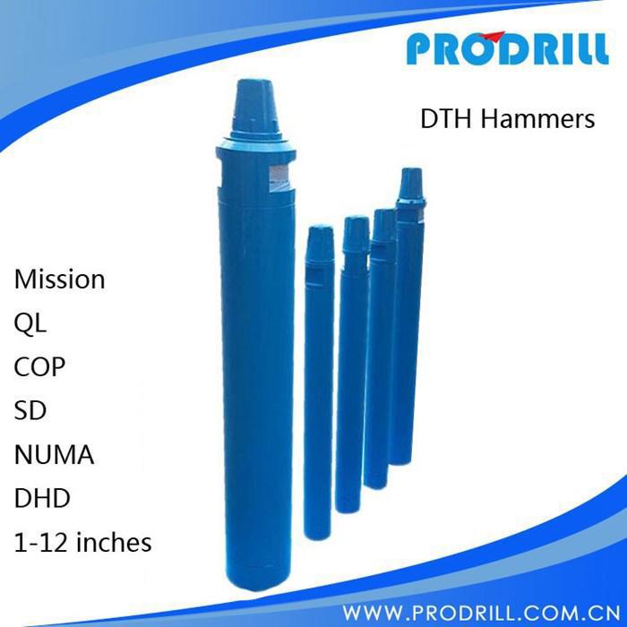 DHD 3.5 Shank DTH Hammer