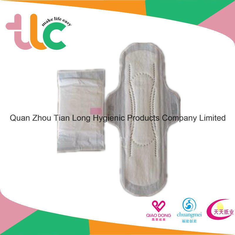 2016 Disposable Cotton Sanitary Napkin Manufacturer