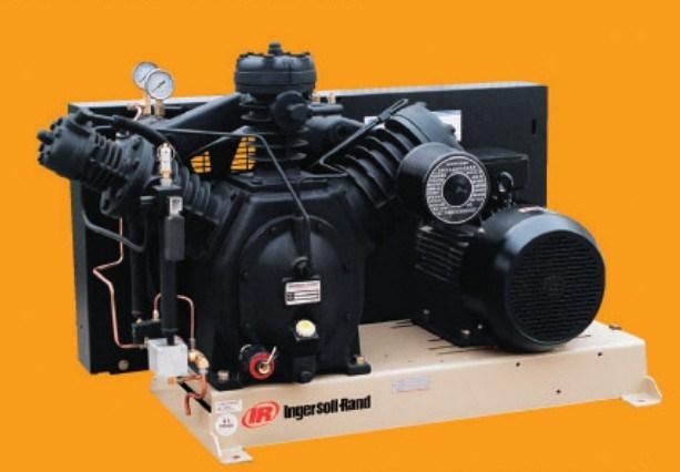 Ingersoll Rand High Pressure Piston Compressor; Reciprocating Compressor (15T2XB15/30 ~ 15T2XB15/70)
