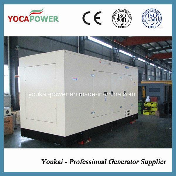 500kw Cummins Diesel Silent Generator Sets