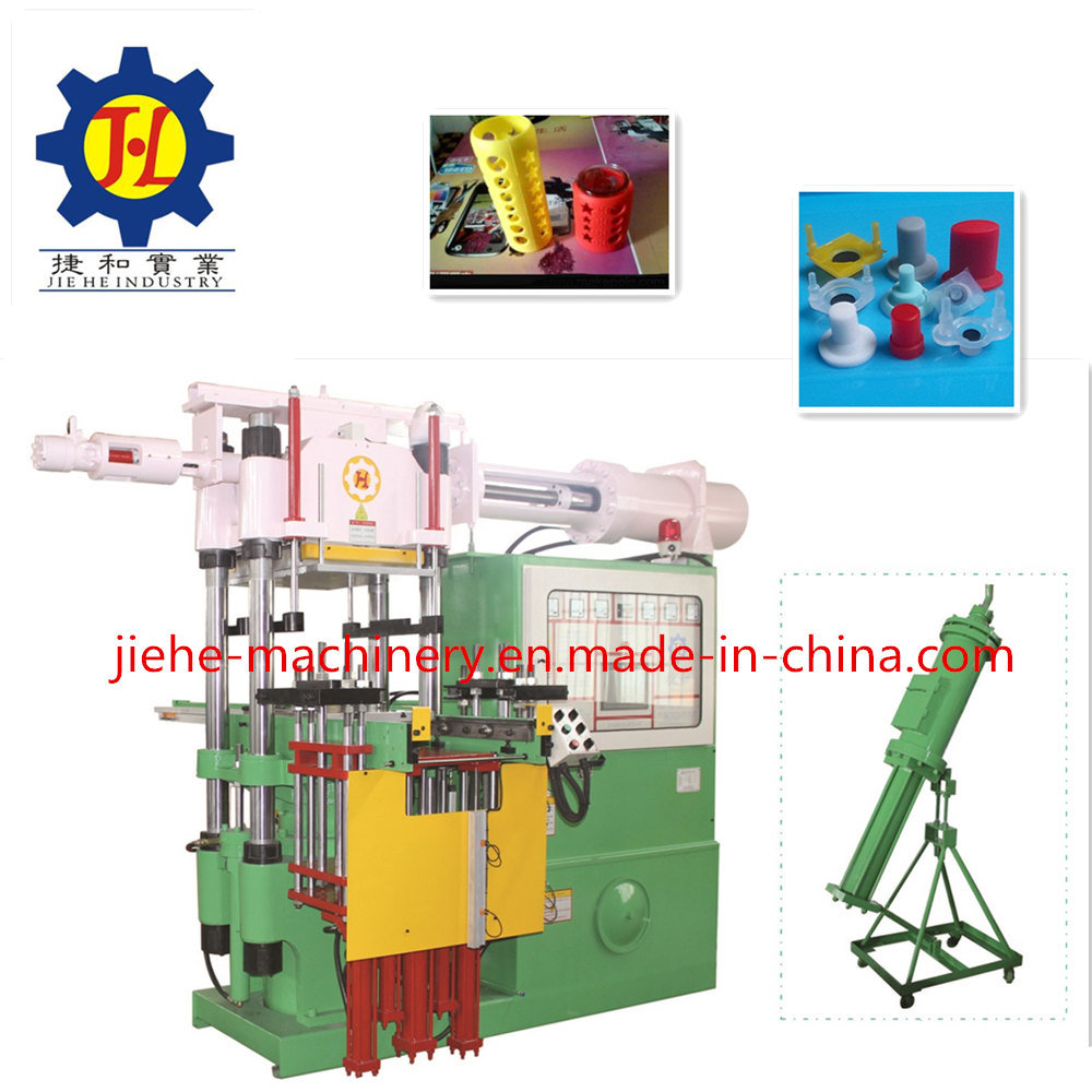 Rubber Silicone Sleeves Injection Molding Machine with CE&ISO