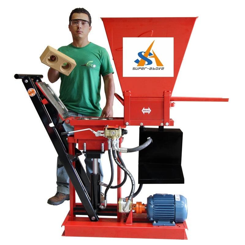 Interlocking Clay Brick Making Machine