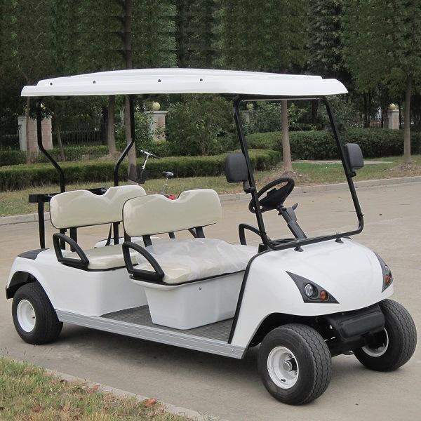 Ce Approve 4 Passenger Electric Golf Car (DG-C4)
