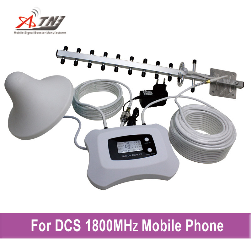 1800MHz Dcs 2g Signal Repeater 4G Signal Booster